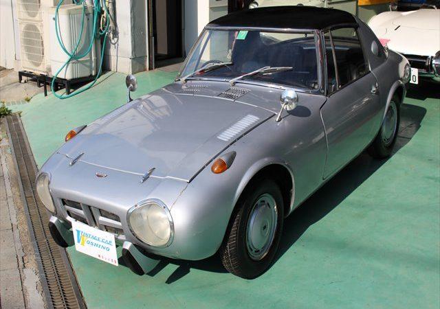 トヨタスポーツ 800
